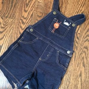 Carter's Overall Shorts